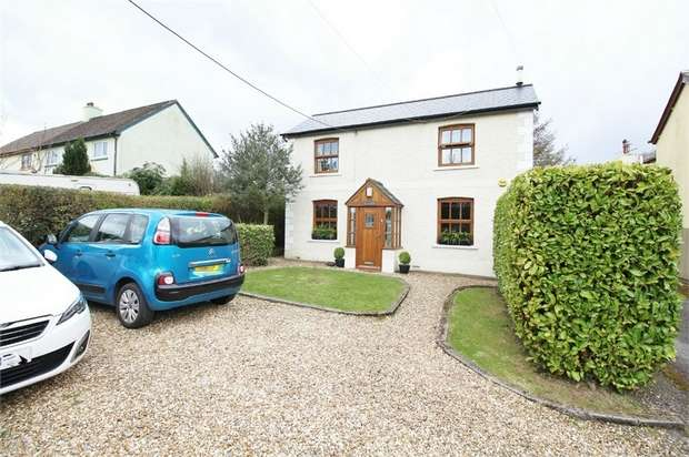 4 Bedrooms Cottage House for sale in Plough Road, Penperlleni, Pontypool, Monmouthshire