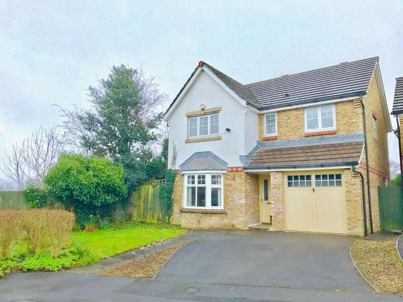 4 Bedrooms Detached House for sale in Woodmill, Waunceirch, Neath