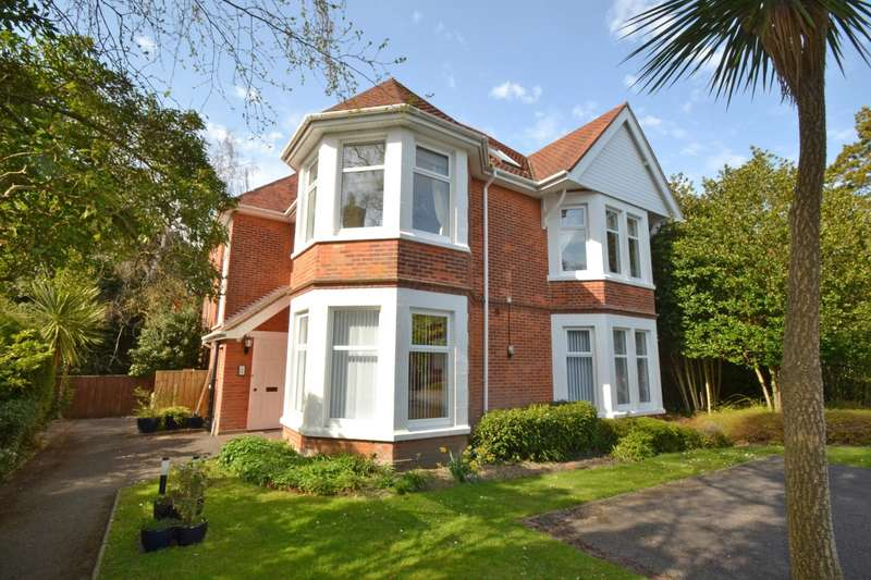 1 Bedroom Flat for sale in Canford Cliffs