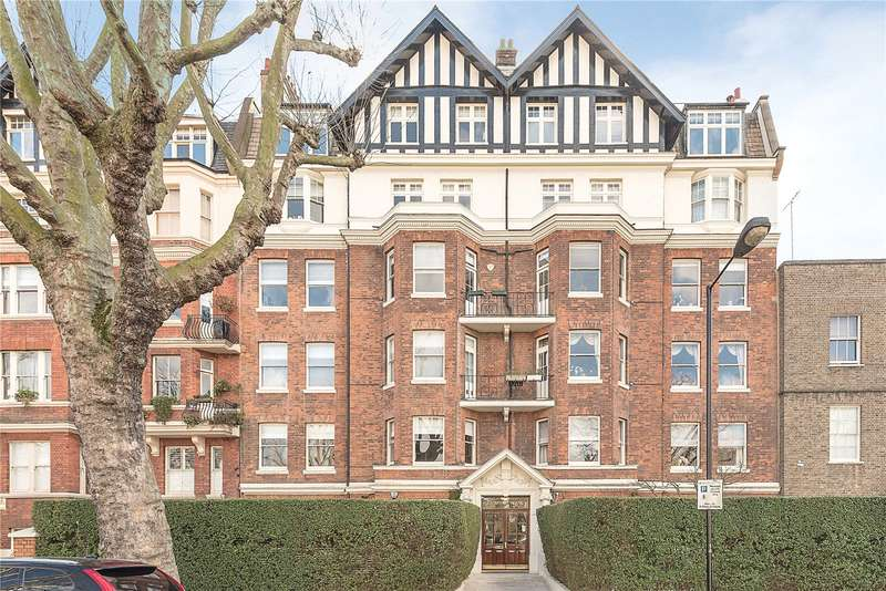 3 Bedrooms Flat for sale in Maida Avenue, London, W2