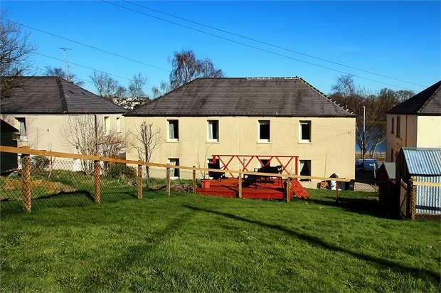2 Bedrooms Flat for sale in Threave Terrace, Castle Douglas, Dumfries and Galloway