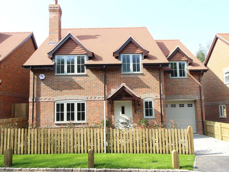 3 Bedrooms Detached House for sale in Common Lane, Binfield Heath, RG9