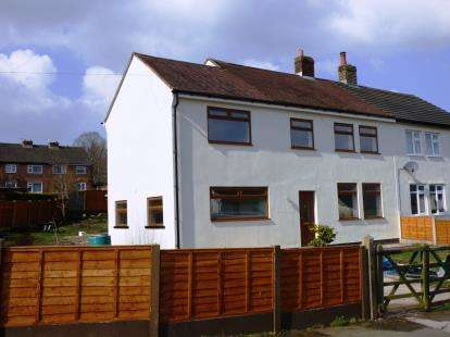 4 Bedrooms Semi Detached House for sale in Williamson Road, Whaley Bridge, High Peak