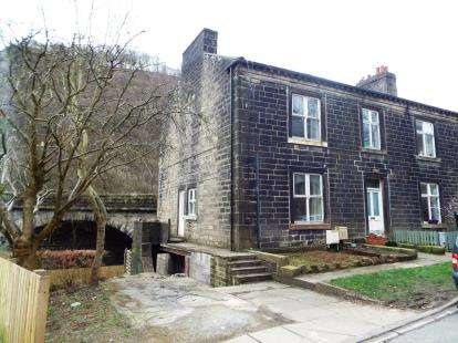 3 Bedrooms End Of Terrace House for sale in Calderside, Hebden Bridge, West Yorkshire