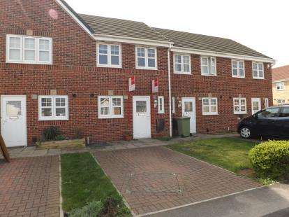 2 Bedrooms Semi Detached House for sale in Faraday Drive, Stockton-On-Tees, Durham
