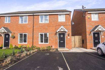 3 Bedrooms Semi Detached House for sale in Assembly Avenue, Leyland, Lancashire, ., PR25