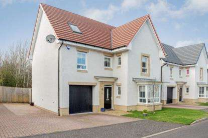 5 Bedrooms Detached House for sale in Fairfield Park, Monkton