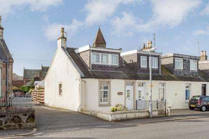 2 Bedrooms Bungalow for sale in St. Quivox Road, Prestwick
