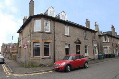 2 Bedrooms Flat for sale in Forth Street, Stirling