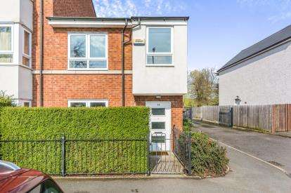 2 Bedrooms End Of Terrace House for sale in Yardley Fields Road, Stechford, Birmingham, West Midlands