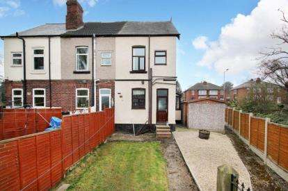 2 Bedrooms Terraced House for sale in Wickersley Road, Rotherham, South Yorkshire