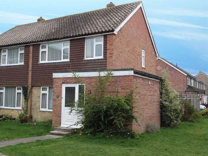 3 Bedrooms Semi Detached House for sale in St. Peters Close, Bognor Regis PO21