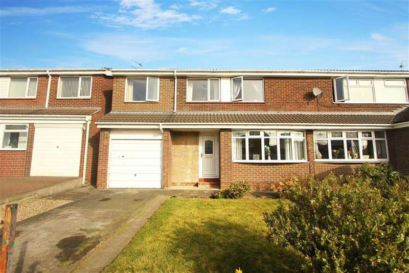 4 Bedrooms Property for sale in Ashkirk, Cramlington