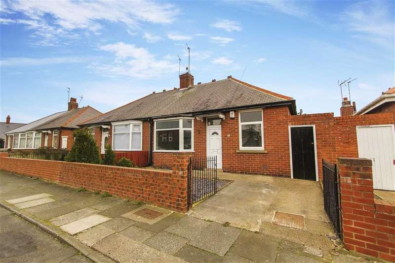 3 Bedrooms Bungalow for sale in Glendale Avenue, North Shields, Tyne And Wear