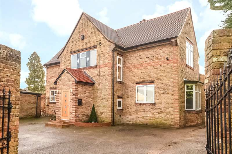 5 Bedrooms House for sale in Harefield Road, Uxbridge, Middlesex, UB8