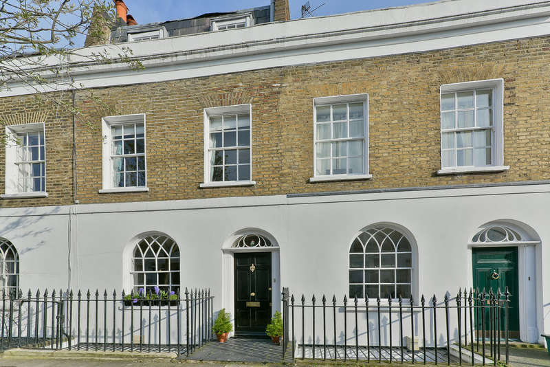 3 Bedrooms Terraced House for sale in Quick Street, N1 8HL