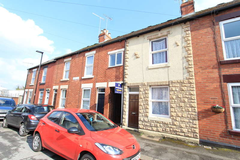 2 Bedrooms Terraced House for sale in Rydal Road, Abbeydale