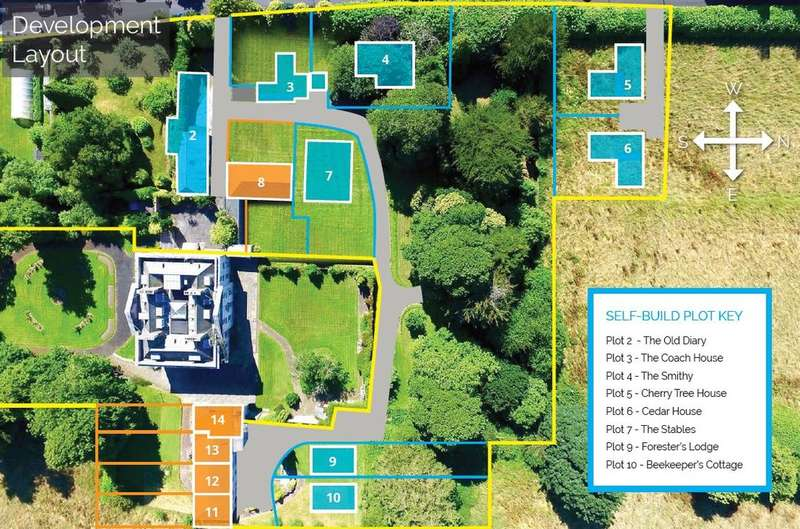 Land Commercial for sale in The Coach House, Plympton House Estate, Plympton, Plymouth, Devon