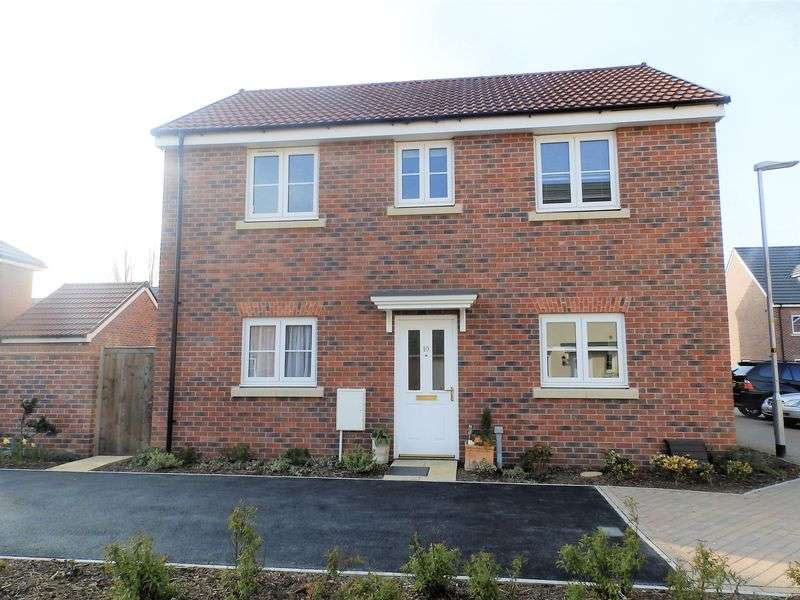 3 Bedrooms Detached House for sale in Royal Wootton Bassett