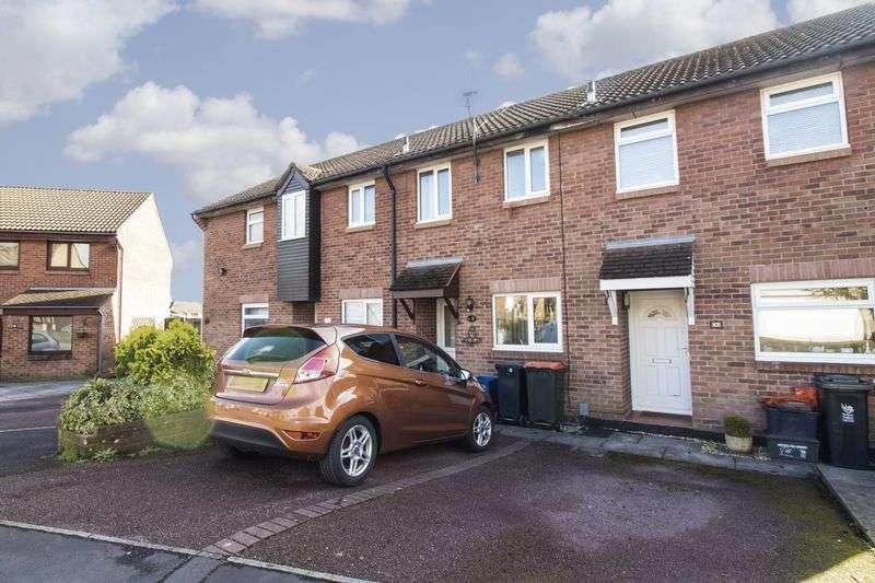 2 Bedrooms Terraced House for sale in St Davids Crescent, Newport