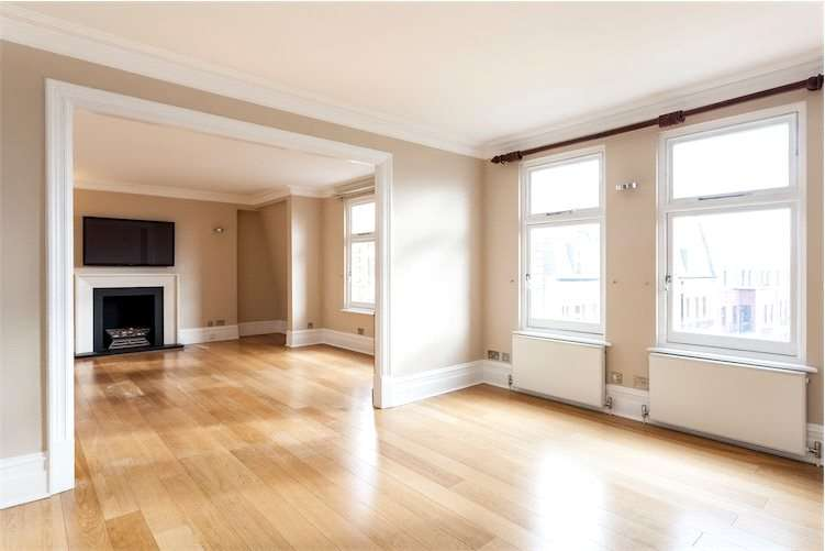 4 Bedrooms Flat for sale in Iverna Court, London, W8