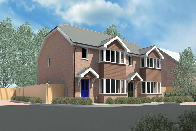3 Bedrooms House for sale in Wyke Close, Picket Piece, Andover