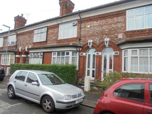 3 Bedrooms Terraced House for sale in Ingoldsby Avenue, Manchester, M13