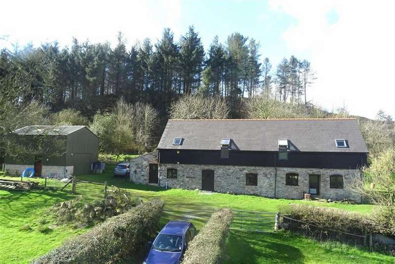 3 Bedrooms Detached House for sale in Moel Y Golfa, Welshpool