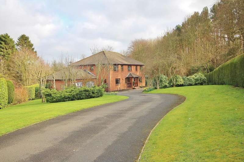 5 Bedrooms Detached House for sale in 43 Royal Oak Gardens, Alnwick, Northumberland NE66