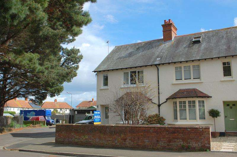 4 Bedrooms Semi Detached House for sale in Elm Grove, Alcombe TA24