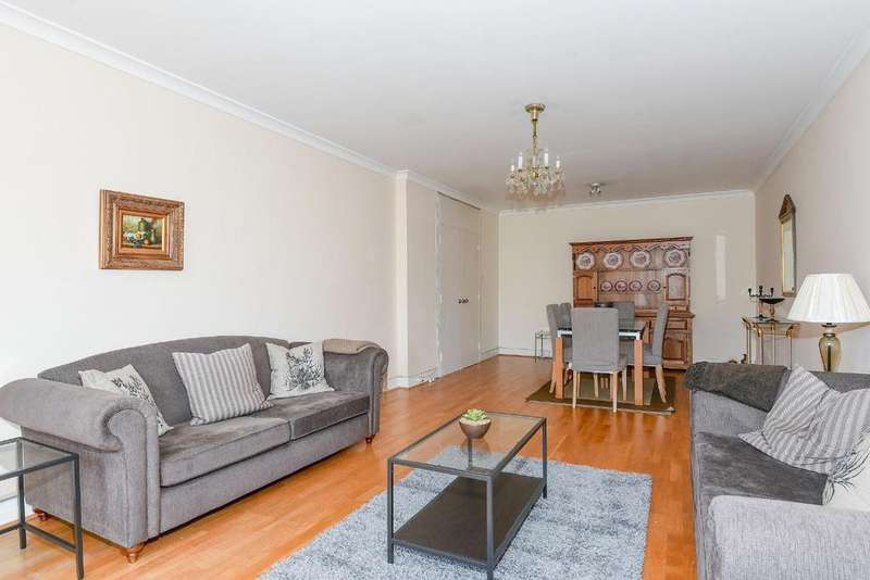 3 Bedrooms Flat for sale in Wellington Road, St Johns Wood, NW8