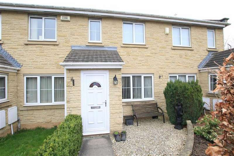 2 Bedrooms Terraced House for sale in Oaklea Mews, Aycliffe Village, County Durham