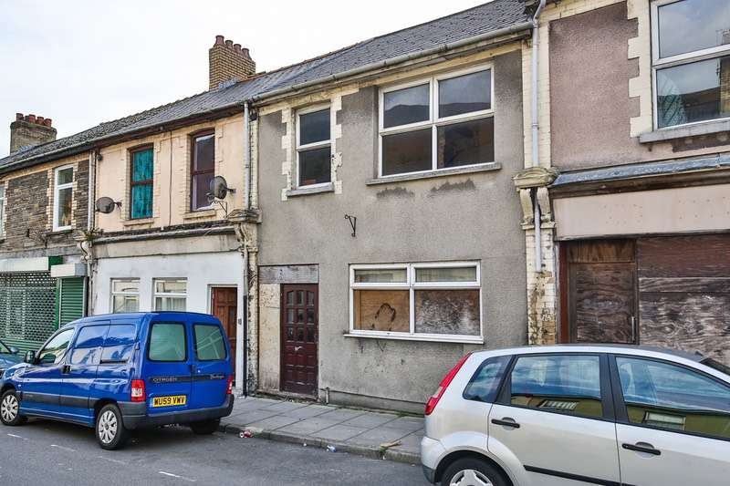 3 Bedrooms Terraced House for sale in Marine st, Cwm, Blaenau Gwent, NP23