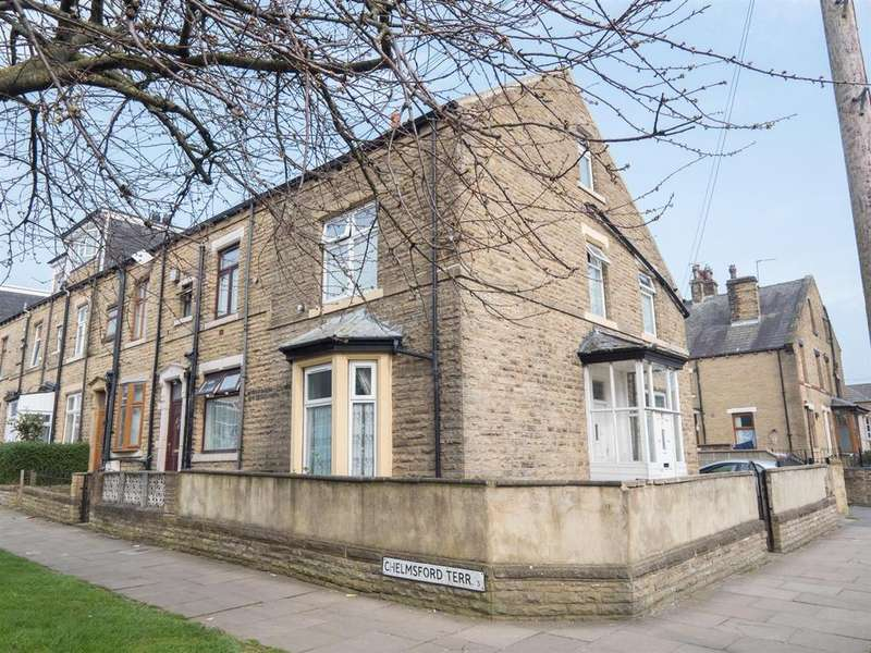 4 Bedrooms End Of Terrace House for sale in Carrington Street, Bradford BD3 8AJ