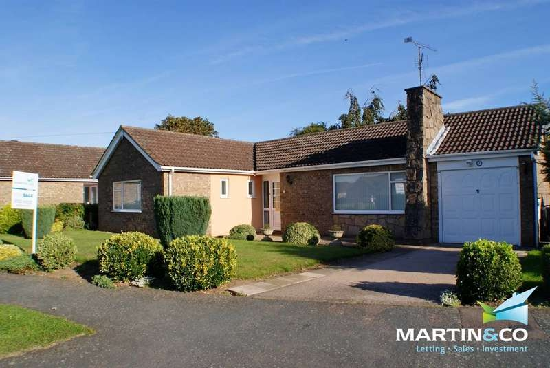2 Bedrooms Detached House for sale in Mill Moor Way, North Hykeham, Lincoln