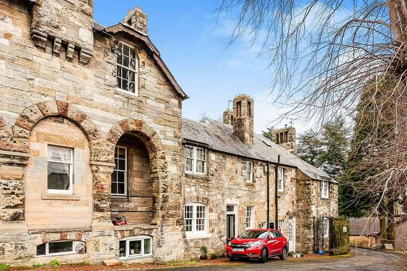 2 Bedrooms Flat for sale in Bridge Street, Penicuik, EH26