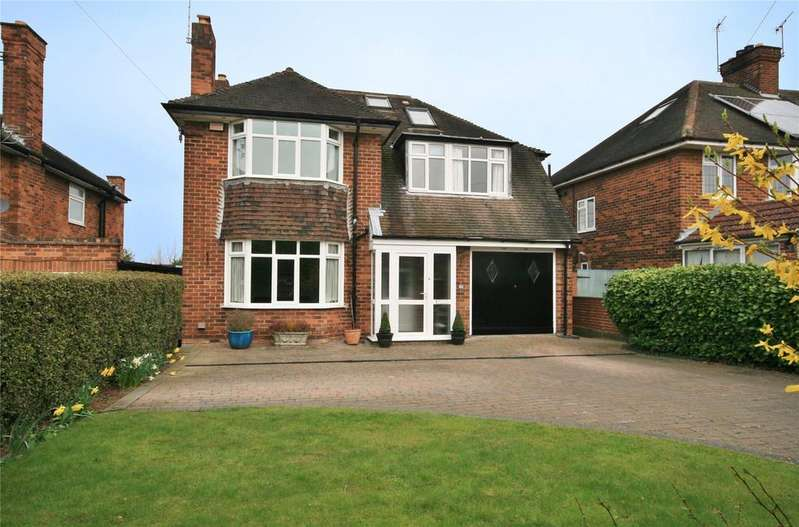 4 Bedrooms Detached House for sale in Harrowby Lane, Grantham, NG31