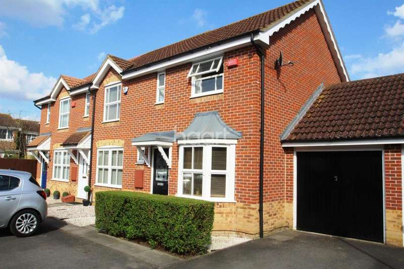 2 Bedrooms End Of Terrace House for sale in Lilley Way