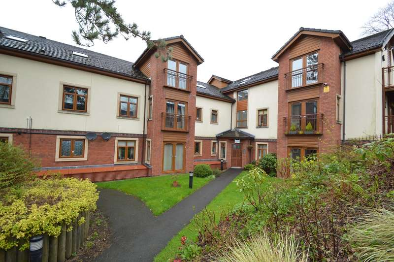 3 Bedrooms Apartment Flat for sale in Thorndyke Apartments. Bury New Road, Prestwich, Manchester, M25