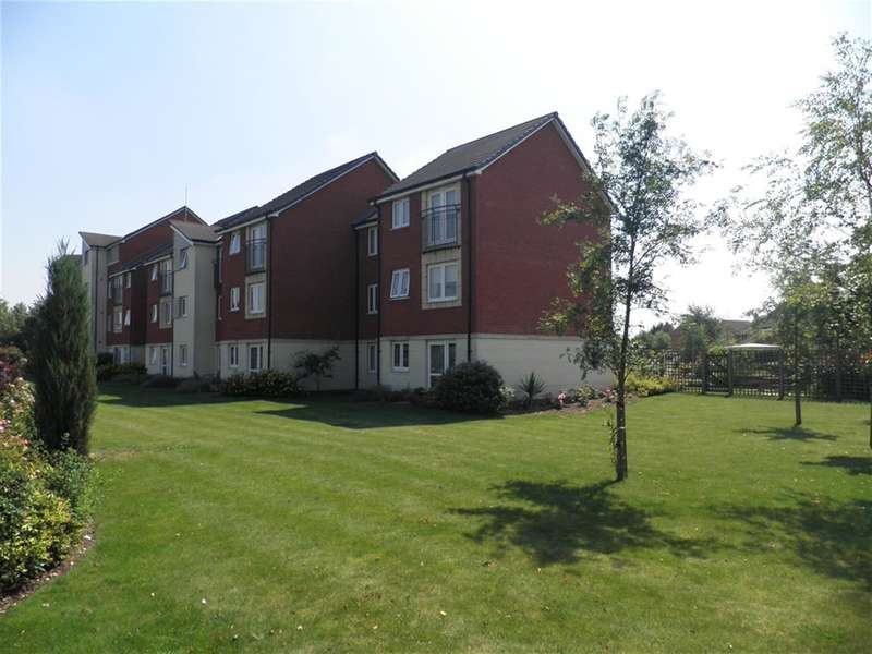 1 Bedroom Retirement Property for sale in Hedda Drive, Hampton Hargate, Peterborough, PE7