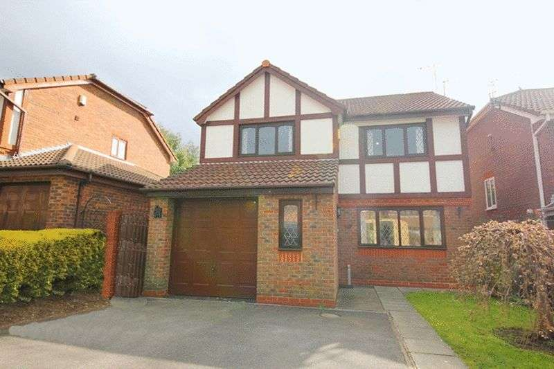4 Bedrooms Detached House for sale in Rosewarne Close, Aigburth, Liverpool, L17