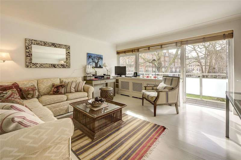 2 Bedrooms Apartment Flat for sale in Elm Park Gardens, London, SW10