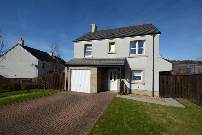 4 Bedrooms Detached Villa House for sale in 1 Donald Wynd, Largs, KA30 8TH