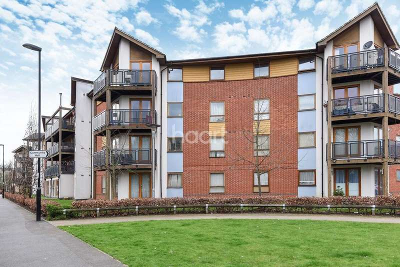 2 Bedrooms Flat for sale in Spottiswood Court, Harry Close, CR0
