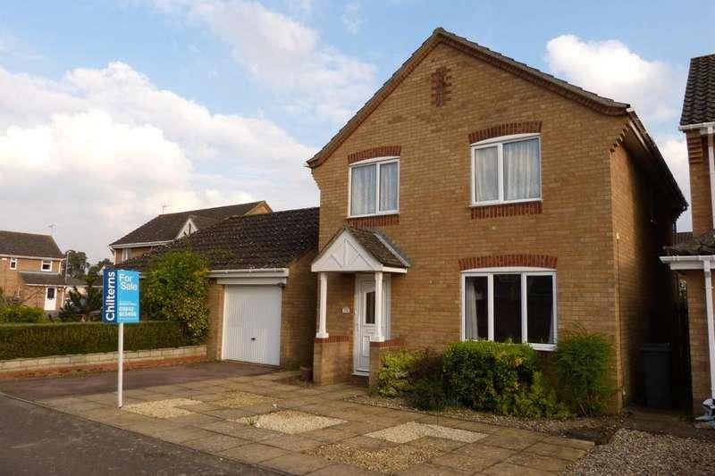 4 Bedrooms Detached House for sale in Primrose Drive, Brandon