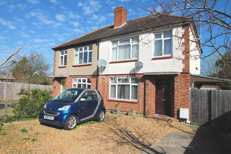 3 Bedrooms Semi Detached House for sale in Mill End Close, Cherry Hinton, Cambridge