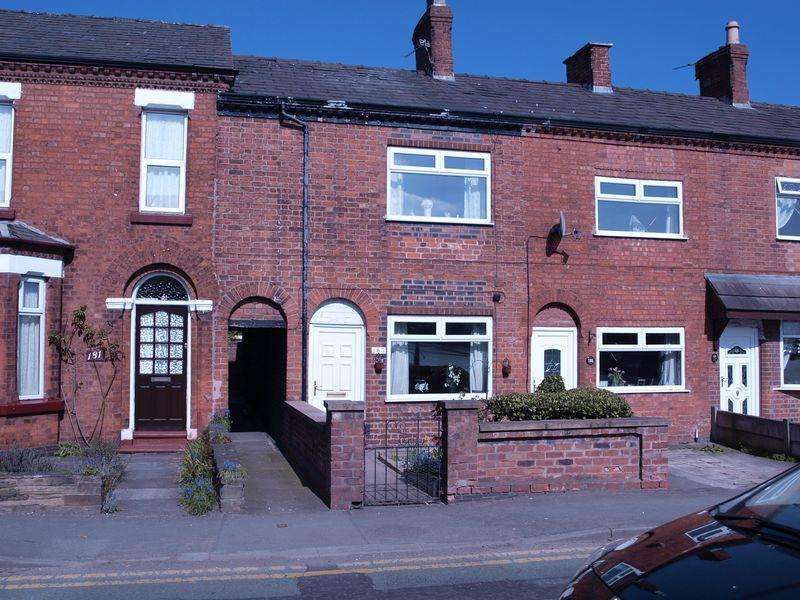 2 Bedrooms End Of Terrace House for sale in Middlewich Road, Northwich, CW9 7DB