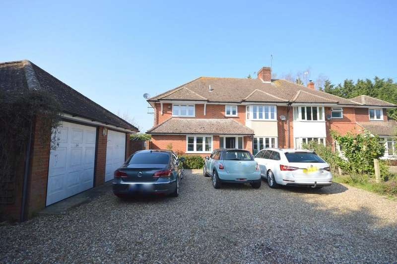 4 Bedrooms Semi Detached House for sale in London Road, Stanway