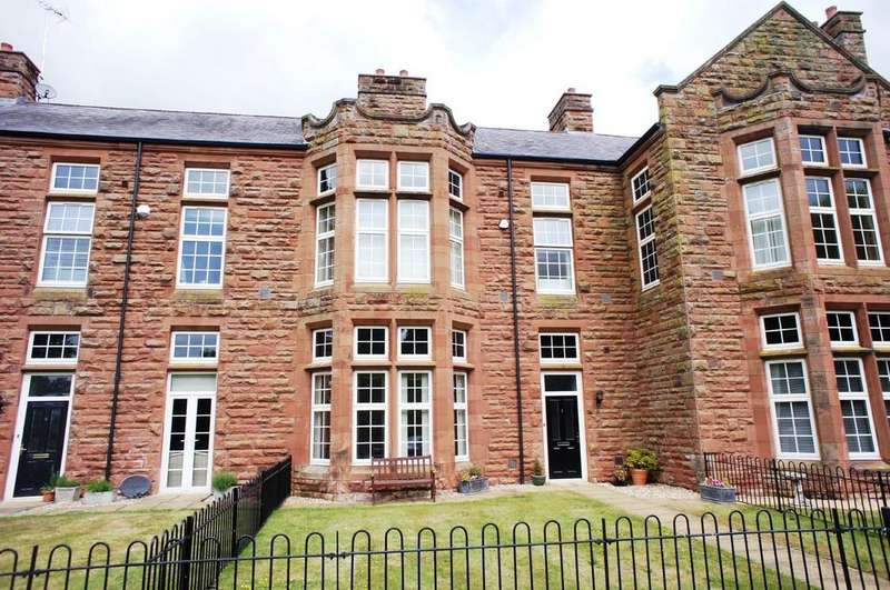 3 Bedrooms Town House for sale in Oval Court, Parkland Village, Carlisle