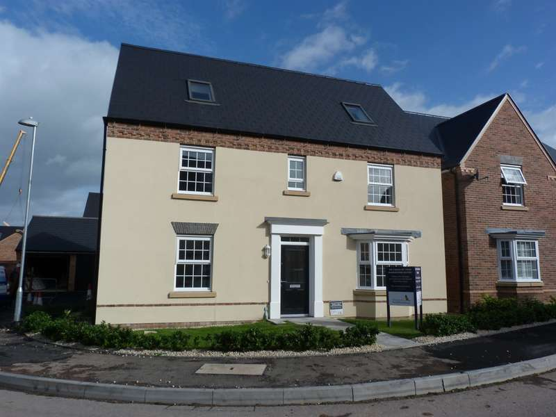 5 Bedrooms Detached House for sale in Merthyr Road, Llanfoist, Abergavenny